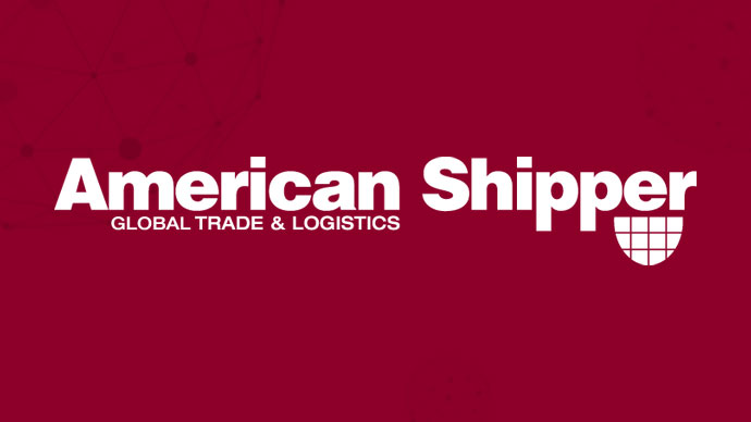 Media Partner Announcement: American Shipper