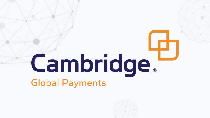 Sponsor Announcement: Cambridge Global Payments