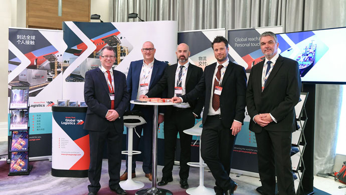 Jersey Post Global Logistics continue their premium sponsorship for WMX Americas & Asia 2019