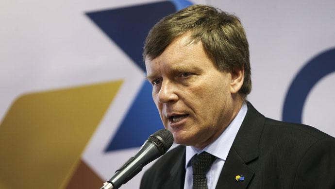 Speaker Announcement: Carlos Fortner, Empresa Brasileira de Correios e Telégrafos
