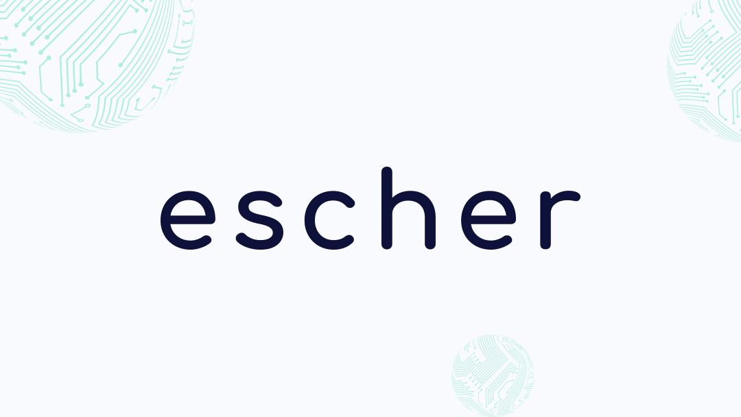 Sponsor Announcement: Escher Group