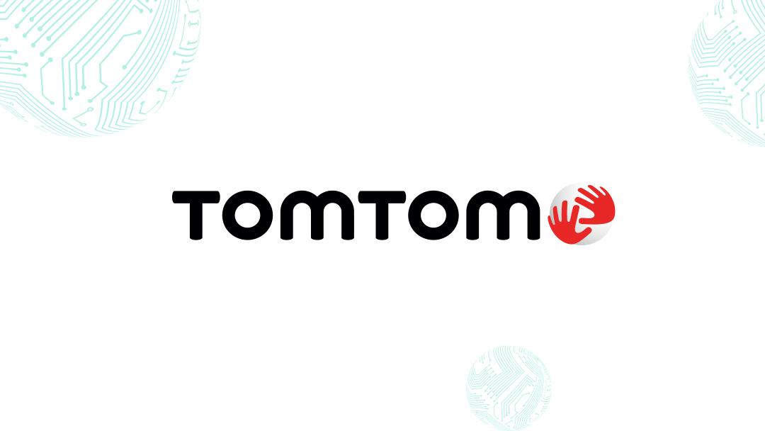 Sponsor Announcement: TomTom