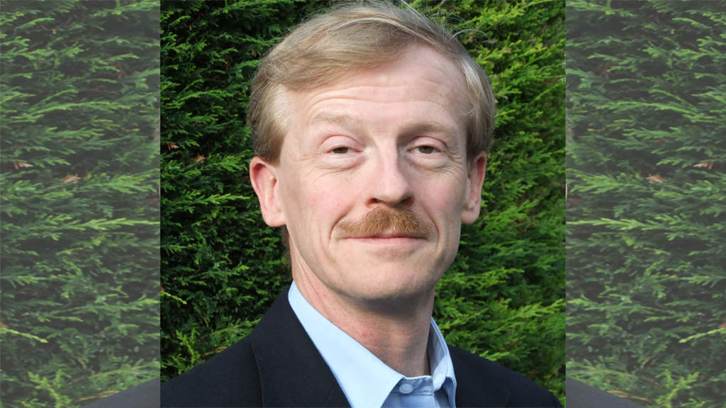 Speaker Announcement: Peter Harris, UPS